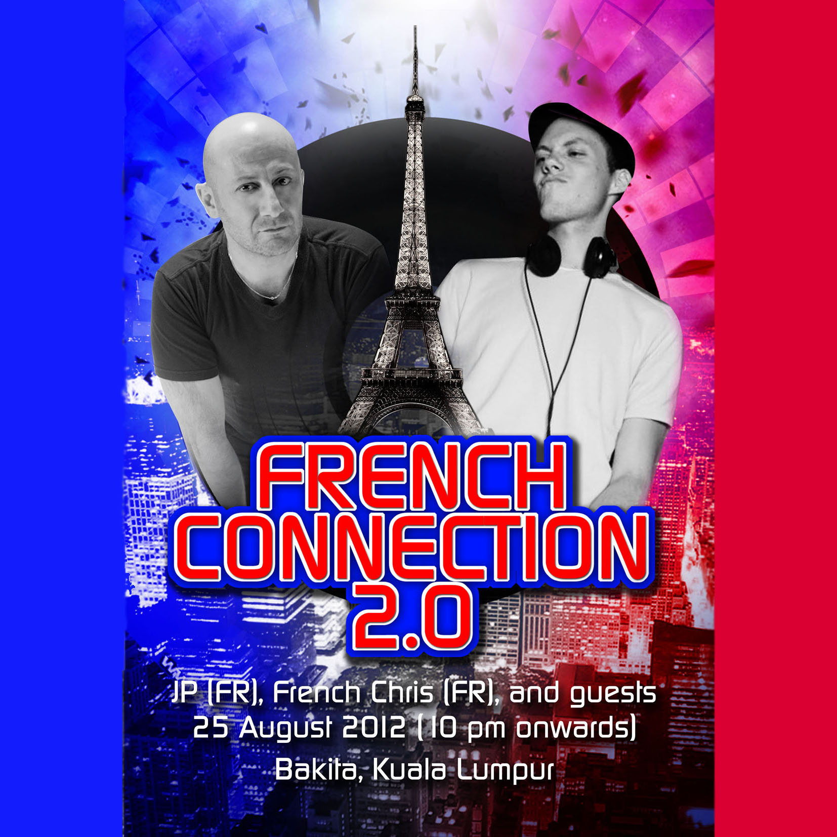 JP Lantieri - The French Connection 2.0