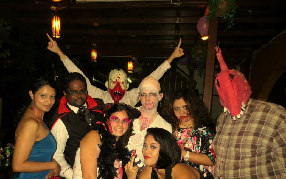 H94 (crowd at Halloween party)