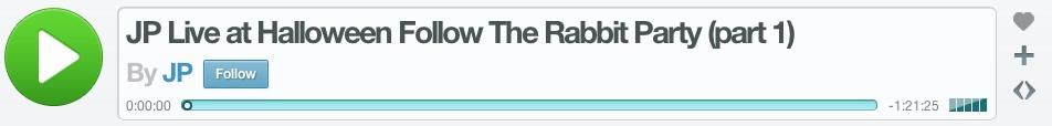 screenshot JP Live Follow The Rabbit Halloween 1